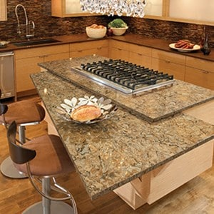 Should i use granite or quartz for my new countertops for Zodiaq quartz price per square foot