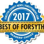 Voted Best Interior Designer of Forsyth