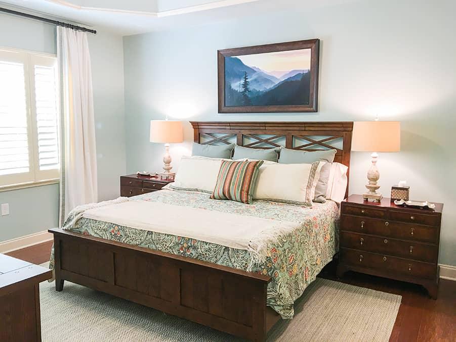 AHT Interiors Master Bedroom Design