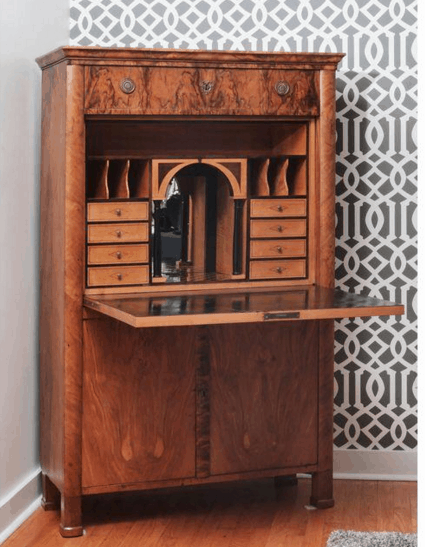 6 Fresh Ways To Use An Armoire In Your Interior Design Aht ...