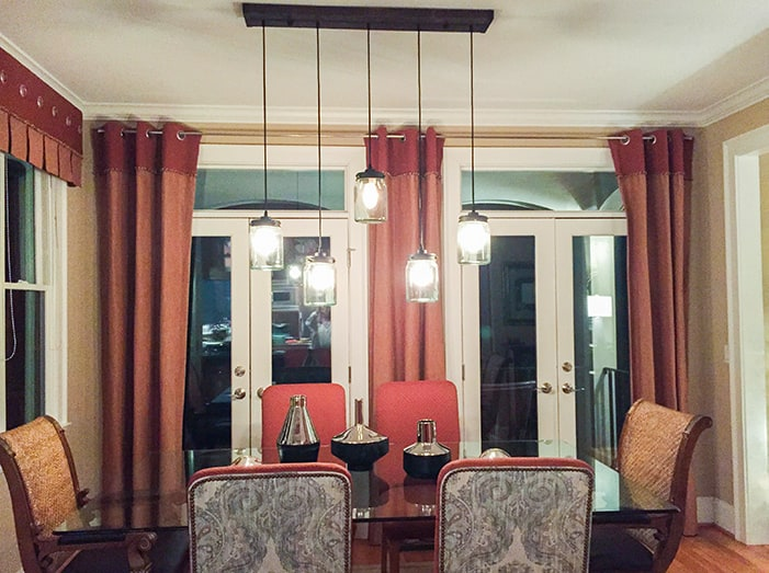 AHT Interiors Dining Room
