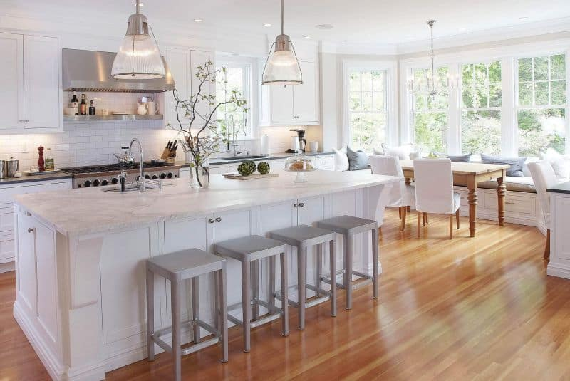 Planning a Kitchen Remodel: All About the Flooring - AHT Interiors