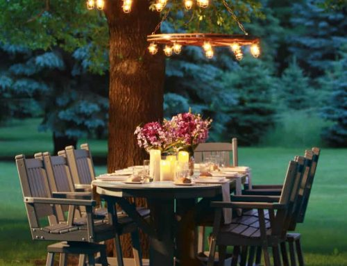 Outdoor Dining Spaces & Accessories
