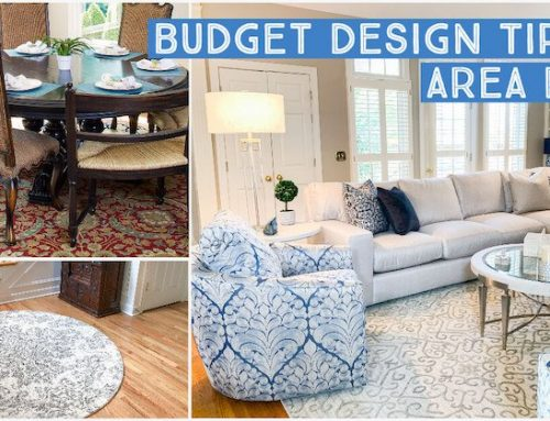 Budget Home Refresh: Rugs