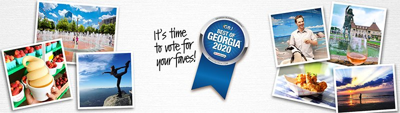 AHT Interiors nominated for Best of Georgia by GA Business Journal