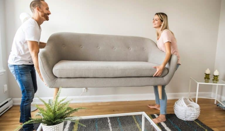 Rearrange your furniture to refresh your room's design