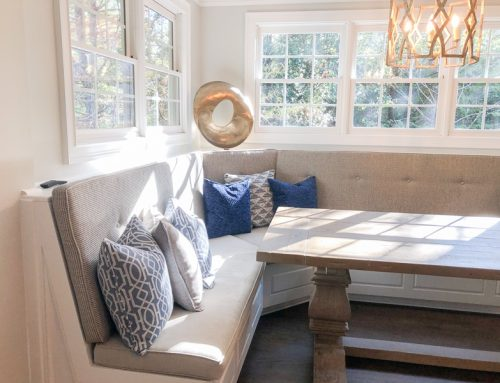 Banquette Makeover
